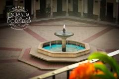 Fuente central Palacio