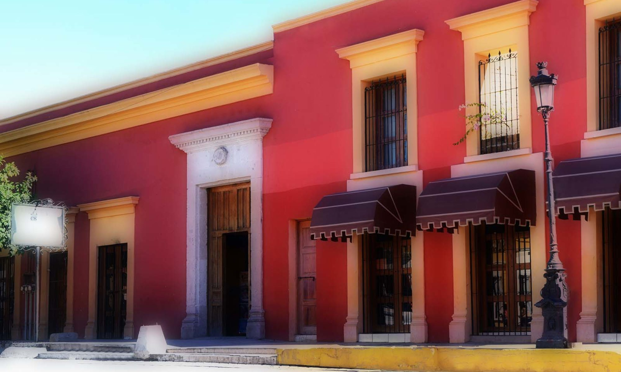Hotel Posada Don Porfirio - El Fuerte