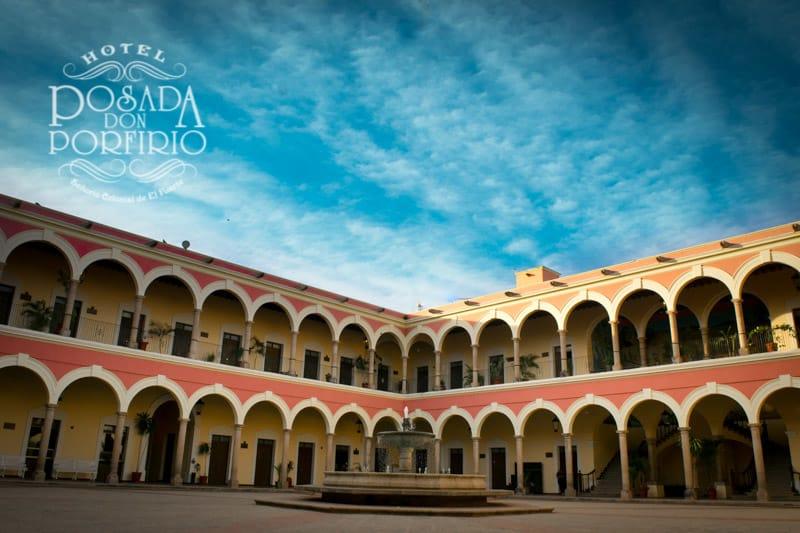 Palacio Municipal El Fuerte