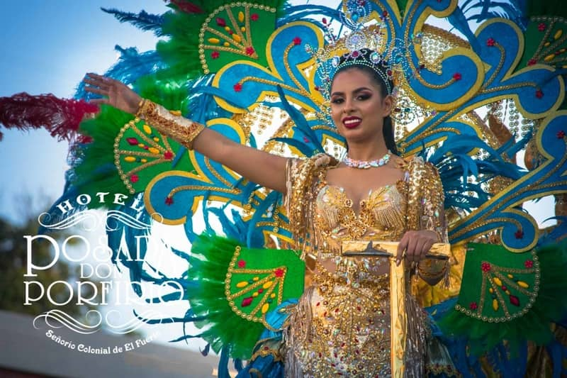 Reina del Carnaval El Fuerte 2019